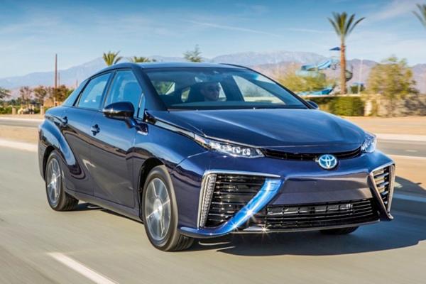 评测氢燃料电池车丰田Mirai:难道这就是未来?| ?#39029;?#25253;告