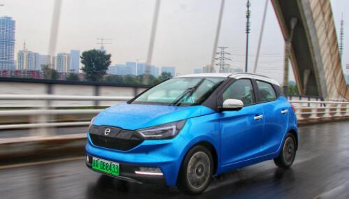 小型汽车江铃新能源易至EV3怎样?