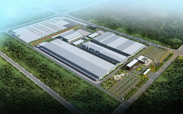 新势力建厂 合众汽车宜春全生态智慧工厂启动开工建设