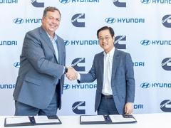 发力氢燃料汽车领域 现代与康明斯合作