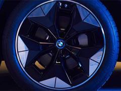 支持定制化 宝马iX3采用空气动力轮圈